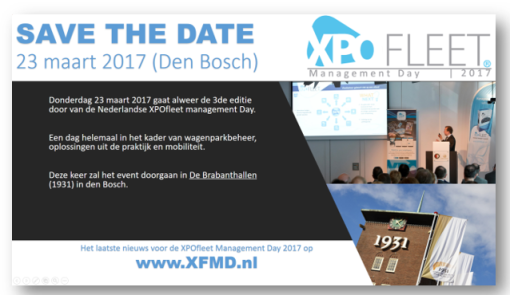 XPOfleet Management Day 2017